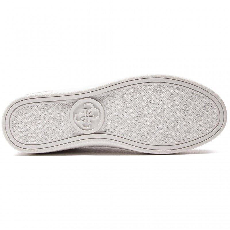 Sneakersy Damskie GUESS FL5BEK FAL12 WHITE