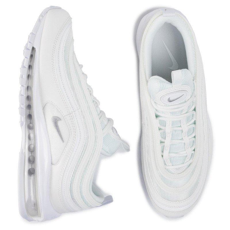 Buty Męskie Nike Air Max 97 Białe 921826 101 r.46