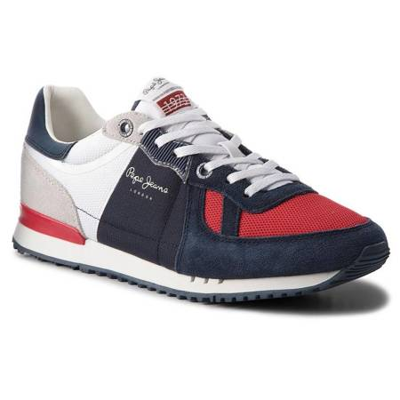 Sneakersy PEPE JEANS Tinker PMS30415